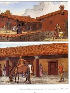 Extrait de Alix (Les Voyages d') -18- Les Étrusques (1)