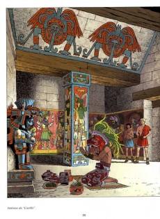 Extrait de Alix (Les Voyages d') -21- Les Mayas (2)
