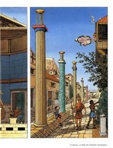 Extrait de Alix (Les Voyages d') -12- Athènes