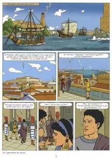 Extrait de Alix raconte -2- Cléopâtre