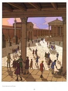 Extrait de Alix (Les Voyages d') -24- Lutèce