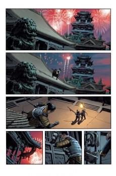 Extrait de L'Âme du samouraï -1- Maîtres et esclaves