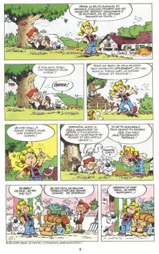Extrait de Anne et Peter -1- Le rallye des ours