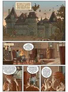 Extrait de Antoine Sèvres -2- Aux portes de l'enfer