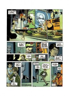 Extrait de L'arche -2- Frankenstein