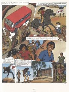 Extrait de Archie Cash -9- Le cagoulard aux yeux rouges