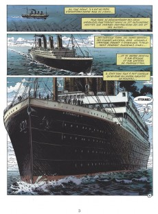 Extrait de Arlequin -5- Titanic II