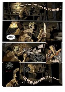 Extrait de L'armée des anges -1- La résurrection de Jason Ash