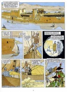 Extrait de Arno -3- Le puits nubien