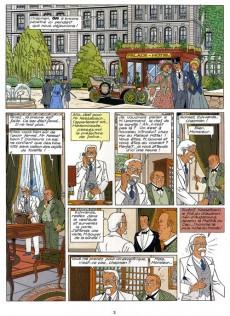 Extrait de Arsène Lupin (Duchâteau, CLE) -2- 813 - La double vie