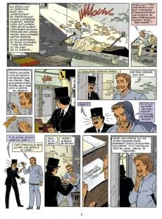 Extrait de Arsène Lupin (Duchâteau, CLE) -3- 813 - Les trois crimes