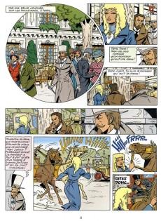 Extrait de Arsène Lupin (Duchâteau, CLE) -4- La demoiselle aux yeux verts