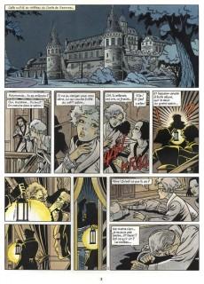 Extrait de Arsène Lupin (Duchâteau, CLE) -5- L'aiguille creuse