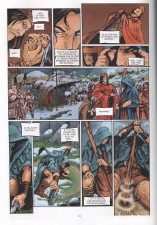 Extrait de Arthur Pendragon -1- L'usurpateur