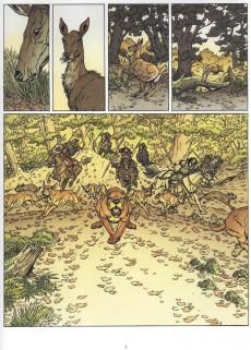 Extrait de Arthur (Chauvel/Lereculey) -3- Gwalchmei le héros