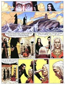 Extrait de Arthur (Chauvel/Lereculey) -8- Gwenhwyfar la guerrière