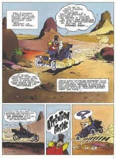 Extrait de Arthur le fantôme justicier (Cézard, divers éditeurs) -5- Arthur et les incorruptibles