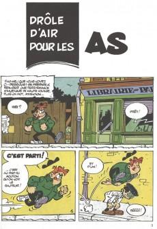 Extrait de Les as (16/22) -7173- Drôle d'air pour les As !