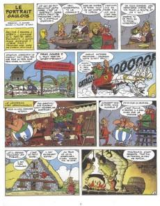Extrait de Astérix (Autres) -10- Uderzo croqué par ses amis