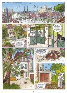 Extrait de Les aventures des Mouflons -1- M.K.L. a disparu - Le Squatter