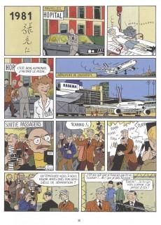 Extrait de Les aventures d'Hergé