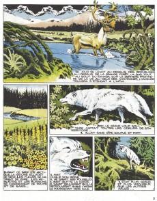 Extrait de Ayak le loup blanc - Tome 1
