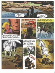 Extrait de Ayak le loup blanc -2- La Piste de l'or