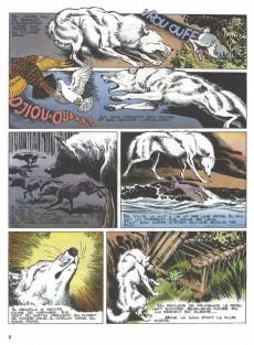 Extrait de Ayak le loup blanc -3- Ruée sur le Yukon