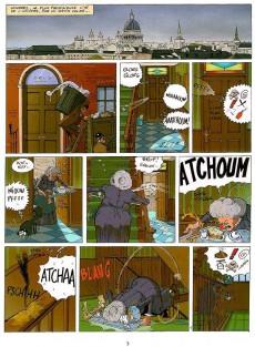 Extrait de Baker Street (Veys/Barral) -3- Sherlock Holmes et les Hommes du Camellia
