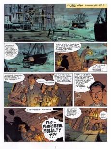 Extrait de Baker Street (Veys/Barral) -4- Sherlock Holmes et l'Ombre du M