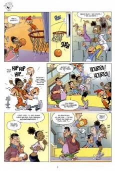 Extrait de Basket dunk -3- Tome 3