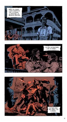Extrait de BD Blues -9- Lead Belly