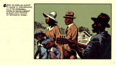 Extrait de BD Blues -3- Charley Patton