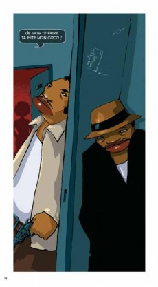 Extrait de BD Blues -6- John Lee Hooker