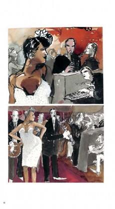Extrait de BD Jazz - Billie Holiday