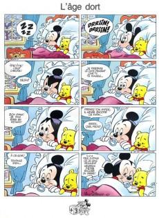 Extrait de Walt Disney (Dargaud) - Bébés Disney - Graines de stars
