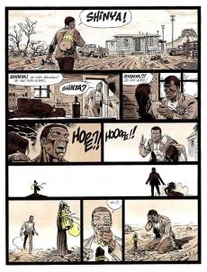 Extrait de Berceuse assassine -3- La mémoire de Dillon