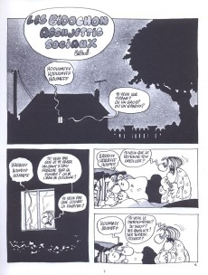 Extrait de Les bidochon -7- Les Bidochon, assujettis sociaux
