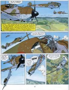 Extrait de Biggles raconte -2- La bataille de France
