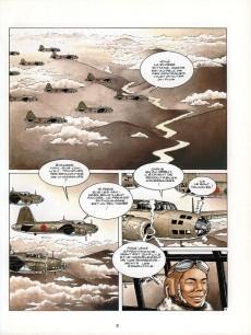 Extrait de Black Hawk Line (The) -2- Escale en pleine révolte