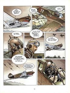 Extrait de Black Hawk Line (The) -4- Après la guerre