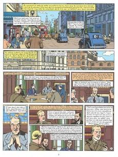 Extrait de Blake et Mortimer (Les Aventures de) -13a1996- L'affaire Francis Blake