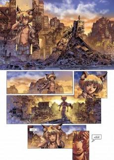 Extrait de Le bleu du ciel -2- Les Ombres de Jérusalem
