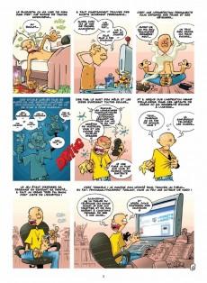Extrait de Le blogustin de Augustin -2- Ceci n'est toujours pas un ouvrage pour la jeunesse