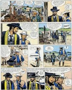Extrait de Blueberry -8b1975- L'homme au poing d'acier