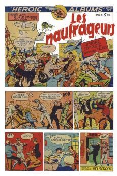 Extrait de Bob Bang (Les aventures de) -TL- Intégrale des histoires parues dans les Héroïc-Albums (1947-1950)