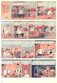 Extrait de Bob et Bobette -6- Le Teuf-Teuf Club