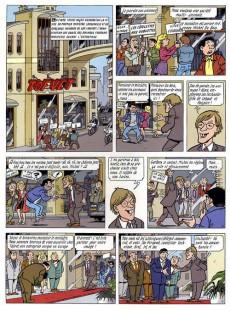 Extrait de Bob et Bobette -268- La commission vache