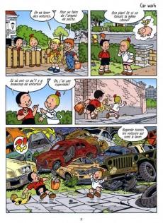Extrait de Bob et Bobette (P'tits) -5- Graines de héros
