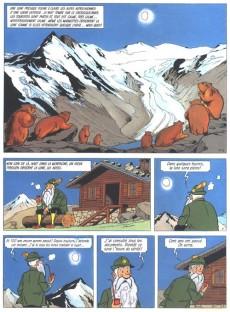 Extrait de Bob et Bobette (Publicitaire) -Ca1- Les marrantes marmottes